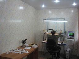 Отделение электроники компании ЭМИС