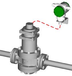Новое выносное исполнение роторного счетчика жидкостей ЭМИС-ДИО 230