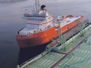 Бункеровка судов топливом под контролем счетчиков для измерения сырой нефти, мазута. дизельного топлива, нефтепродуктов ЭМИС-ДИО 230