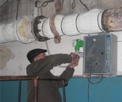 Служба технической поддержки и сервиса осуществляет контроль за работоспособностью расходомеров, узло учета, отремонтируют и произведут настройку расходомеров