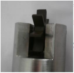 Крыльчатка из фторкаучука сохраняет стабильность в большинстве растворителей и соленых растворах