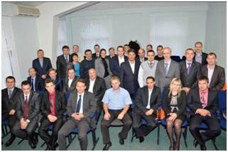 В научно технической конференции УМАСиИТ приняли участие более 30 человек
