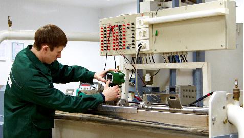 Поверочная установка УПСЖ-100, для поверки и калибровки расходомеров и счетчиков жидкости